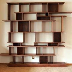 Bilobran Bookcase - Walnut