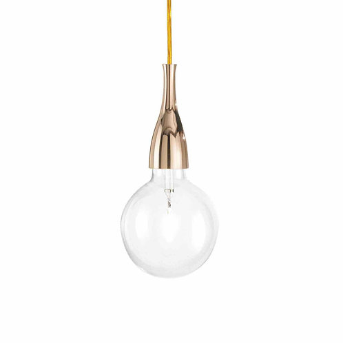 IDEAL LUX PENDELLEUCHTE MINIMAL SP1 GOLD