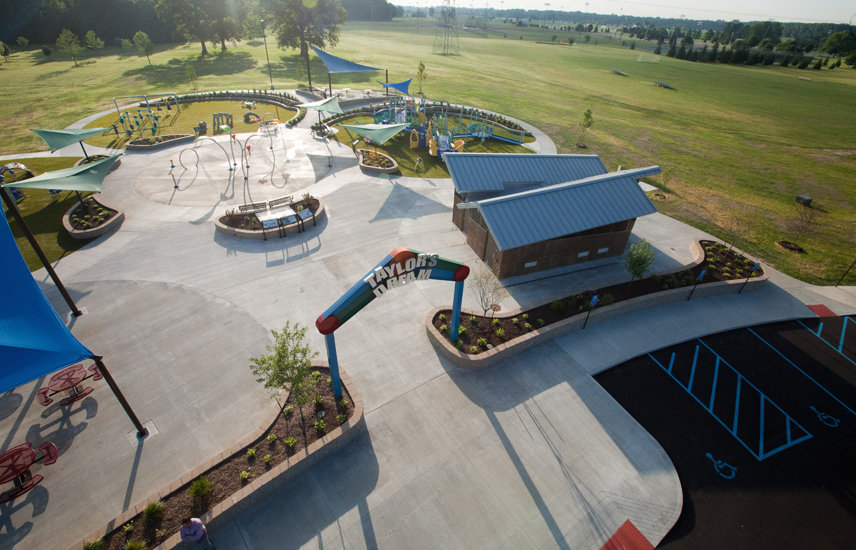 Taylor's Dream Boundless Playground, Fort Wayne, IN