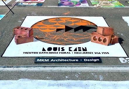 Chalk Walk 2019 Louis Kahn
