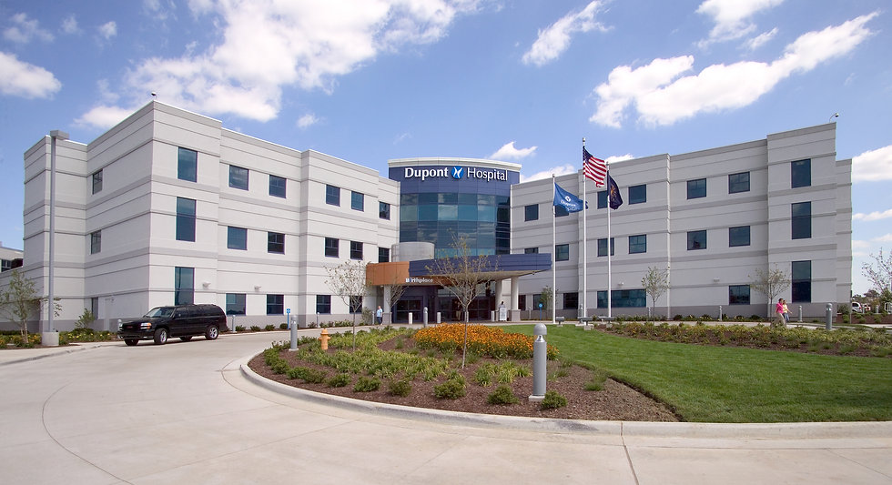 Dupont Hospital, Fort Wayne, IN