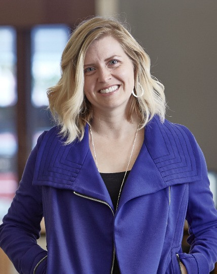 Megan Crites, of MKM architecture + design; N.E.W. Fort Wayne Founder