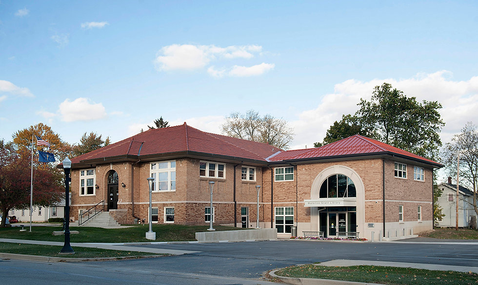Waterloo-Grant Township Public Library