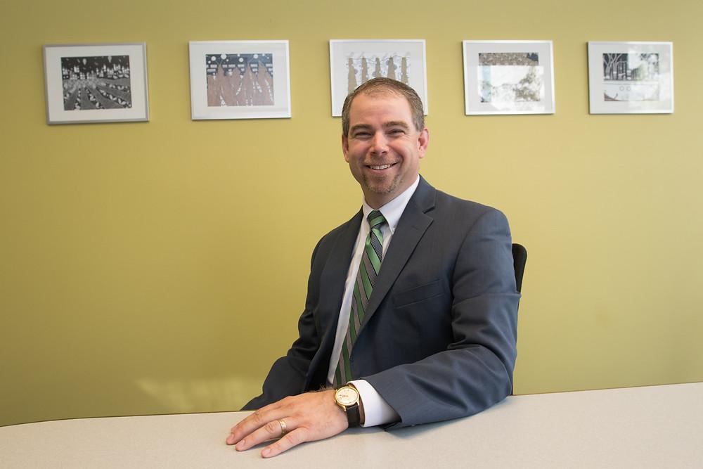 David Nicole, CEO of United Way of Allen County