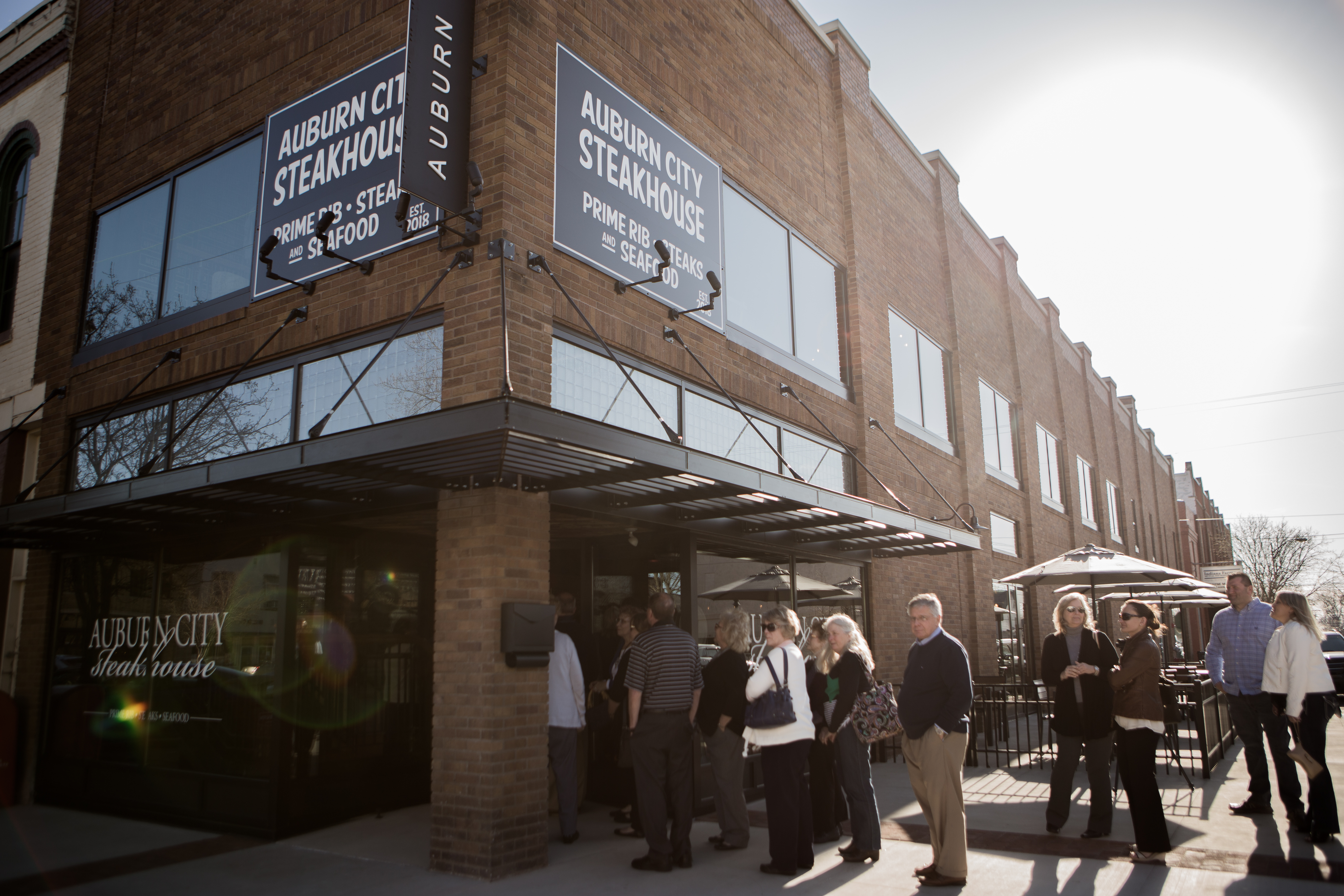 Awesome Auburn City Steakhouse Repurposing History To Engage Community Download Free Architecture Designs Scobabritishbridgeorg