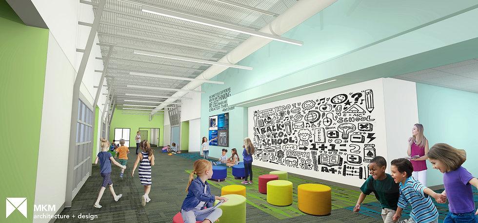 Lafayette Meadows Elementary School, Southwest Allen County Schools, Roanoke, IN