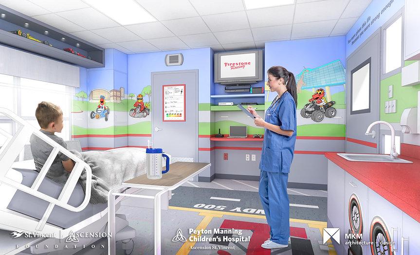 Peyton Manning Children's Hospital at Ascension St. Vincent