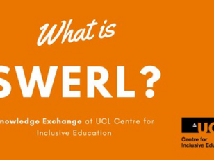 How does SWERL support pupils' wellbeing?