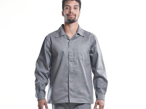 Camisa Profissional Mangas Longas C/Botões