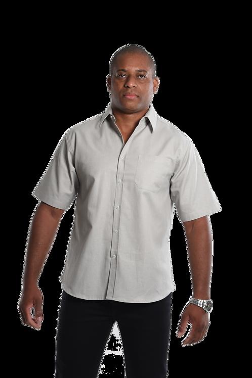 Camisa Social Unioffice Manga Curta