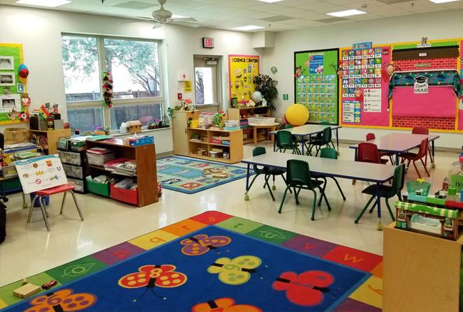 Chipmunks Classroom