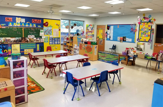 Cheetahs Classroom