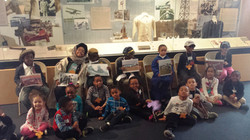 trip to museum