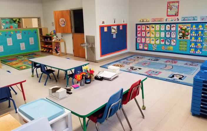 Little Lambs Classroom