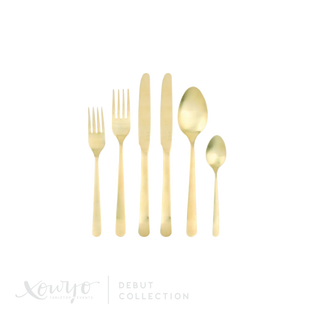OSLO | BRUSHED GOLD