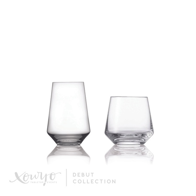 PURE | STEMLESS TUMBLERS