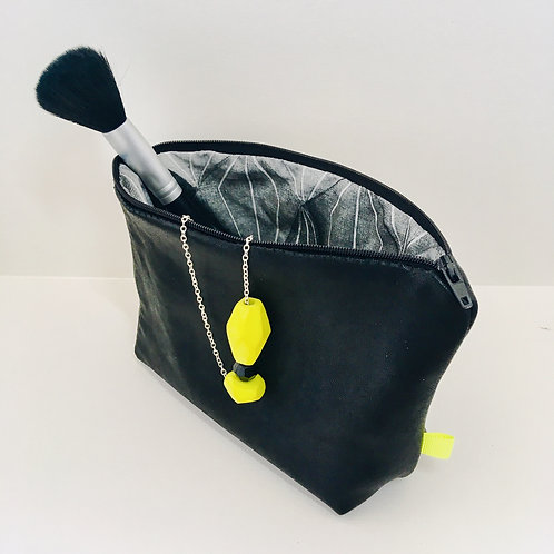 Repurposed Leather purse