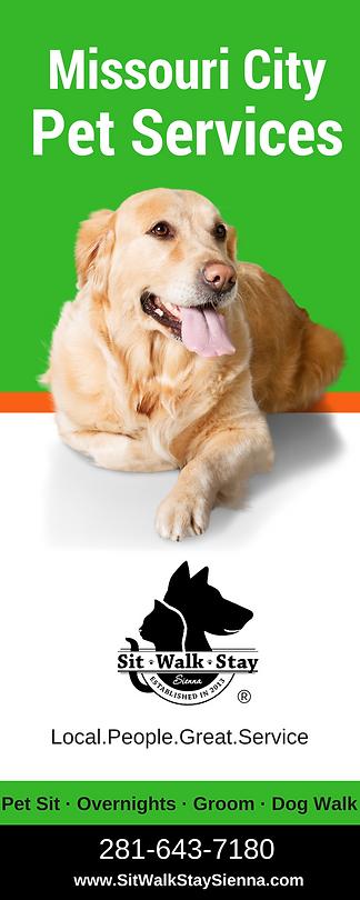 Missouri City Pet Services