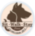 Sit Walk Stay Logo