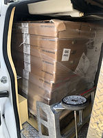 Refrigerated Delivery Service Houston