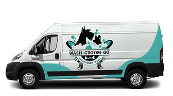 Grooming Van