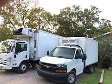 Cold Cargo Van