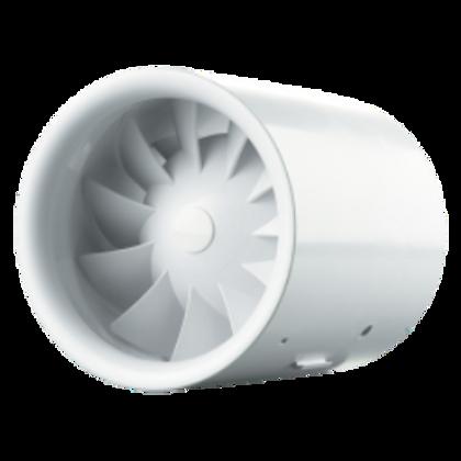 Blauberg Ducto 150 Sesiz Plastik Kanal Fanı