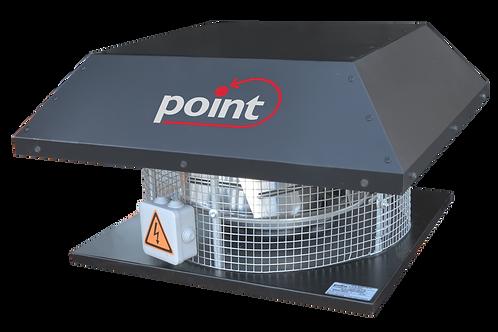 Point Yatay Atışlı Radyal Çatı Fanı