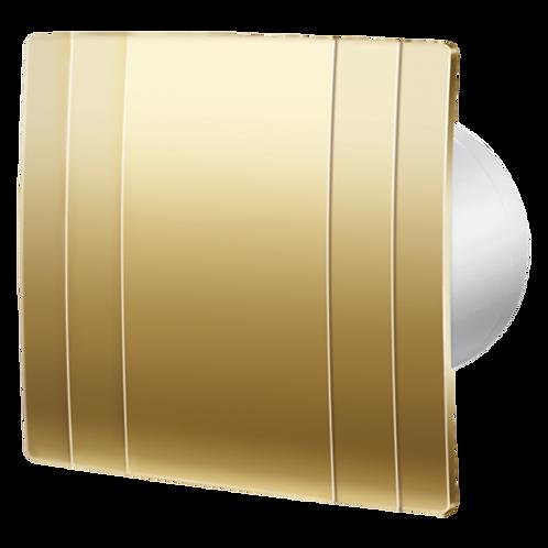 Blauberg Quatro Hi-Tech Gold 100 Plastik Banyo Fanı