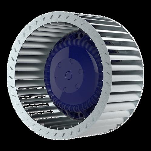 Blauberg AC Radyal Fan (ileri eğik)