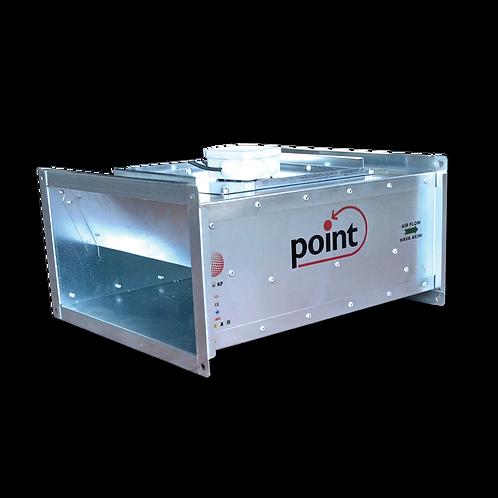 Point Dikdörtgen Kanal Fanı (Kare Kanal Fanı)