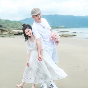 Pre-Wedding|輝哥與Arisa|墾丁婚紗|婚紗攝影|自助婚紗
