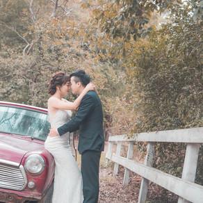 Pre-Wedding│狸貓與婷柔│台中婚紗│婚紗攝影│自助婚紗