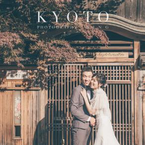 Pre-Wedding|桓桓與文毓|海外婚紗|日本京都|自助婚紗