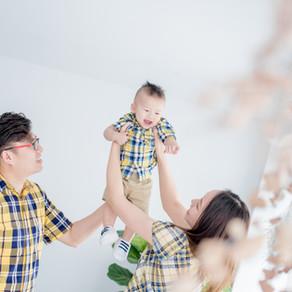 family|綸綸家|全家福|親子寫真|親子家庭