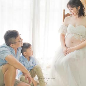 pregnancy |Winnie|孕婦寫真|孕期紀錄|大肚寫真
