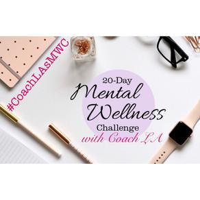 20-Day Mental Wellness Challenge