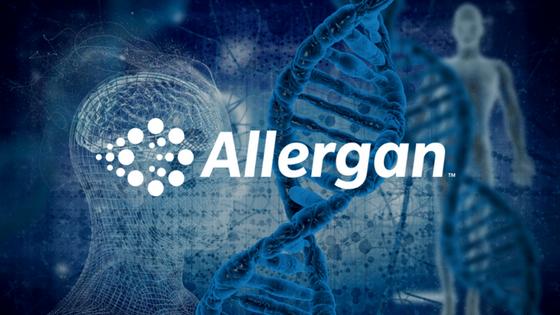 A Step Ahead of Medicine: Allergan, Plc