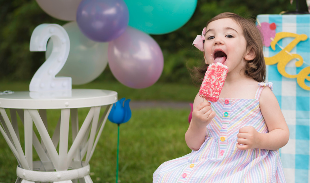 Kids Birthday shoot