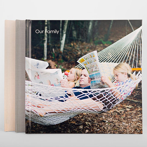 Custom Hardcover Photo Album