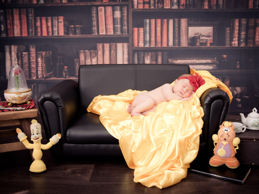 Why Newborn Sessions Rock!