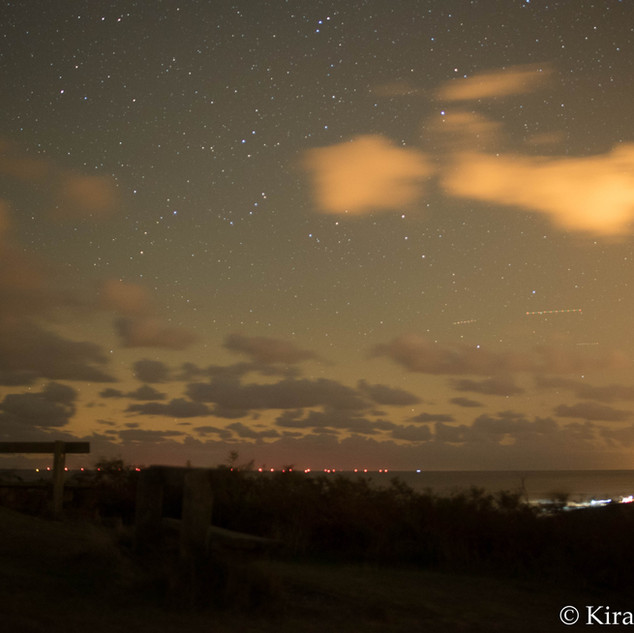Milky Way at Dunwich