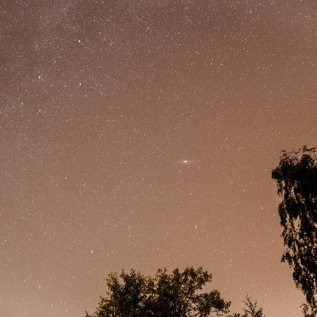 Autumn Milky Way