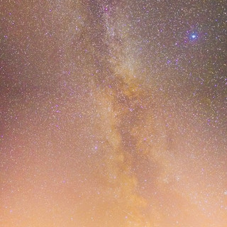 My First Milky Way Panorama