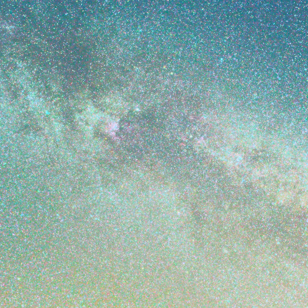 Cygnus Milky Way