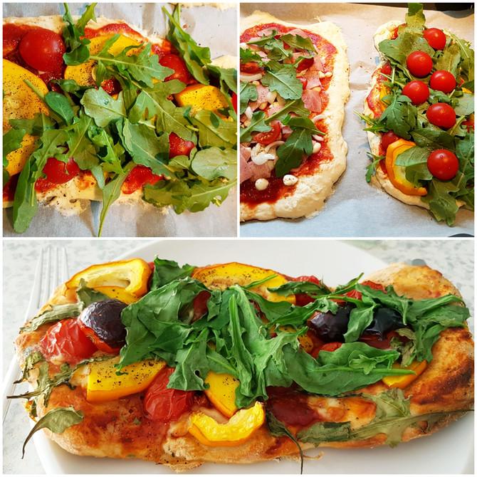Pinsa - die neue alte Pizza
