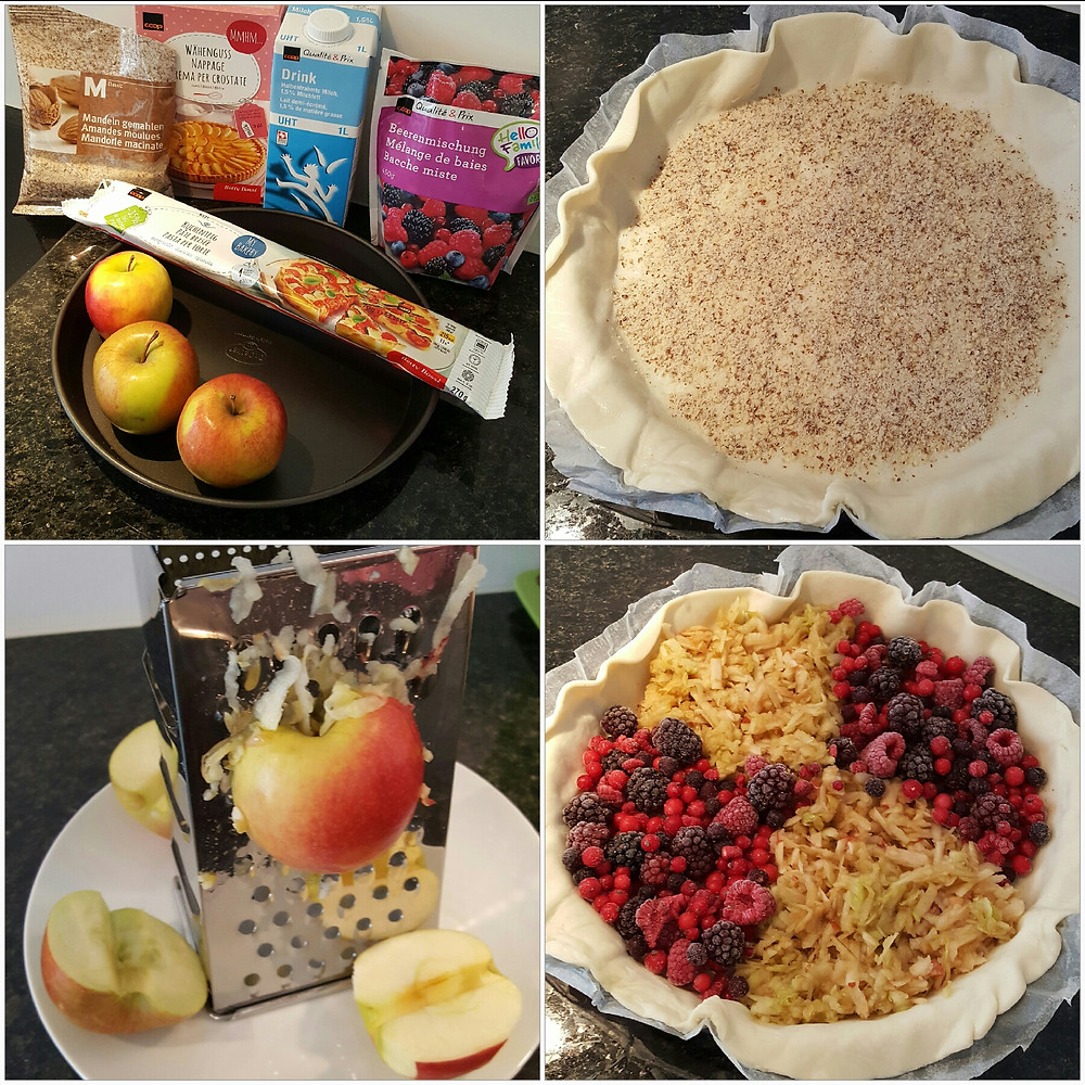 Ernährungsberatung, Ernährungstherapie und Fitnessberatung in Lyss, Fabienne Kobi, Früchtekuchen