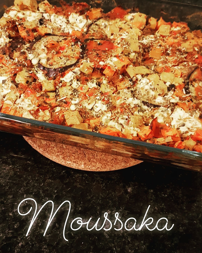 Low-Carb Moussaka
