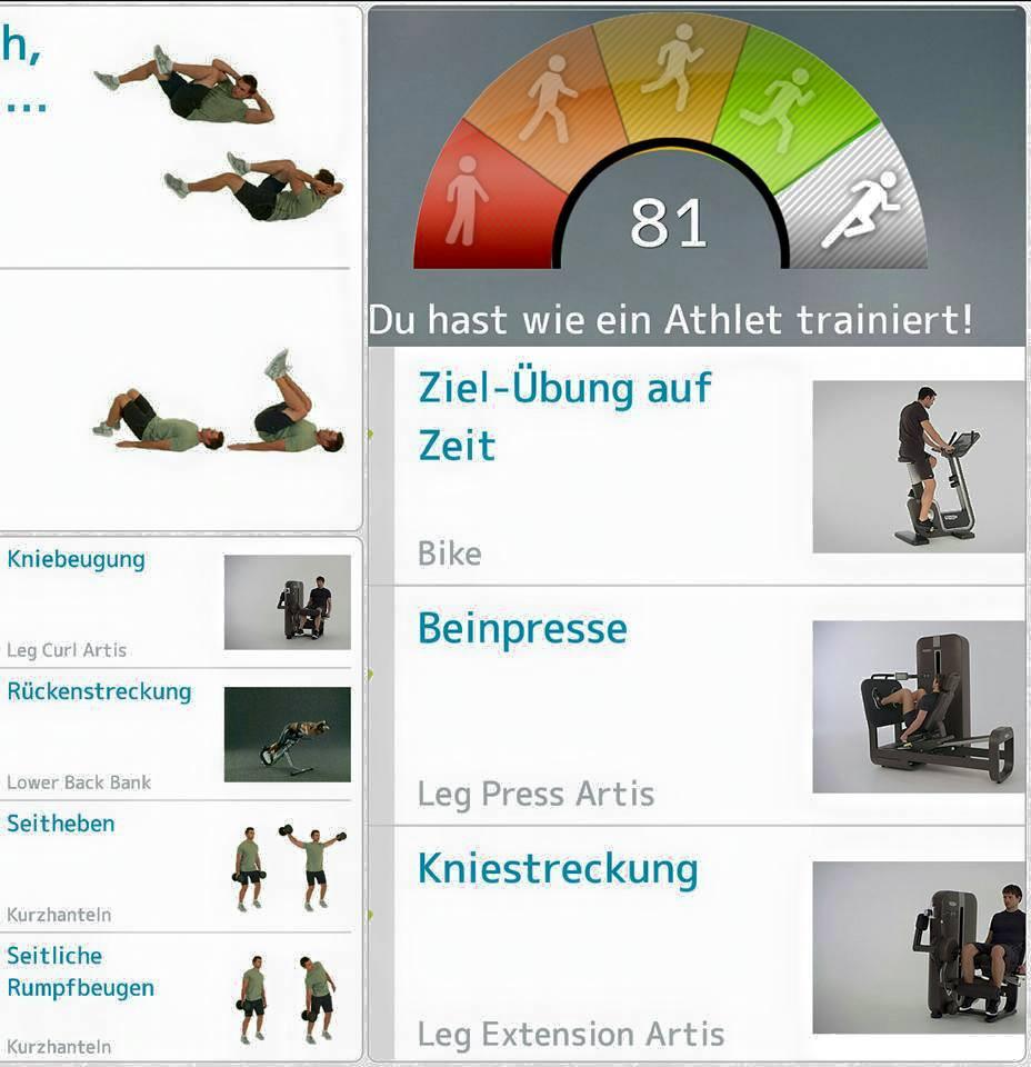 Ernährungsberatung, Ernährungstherapie und Fitnessberatung in Lyss, Fabienne Kobi, Krafttraining 1