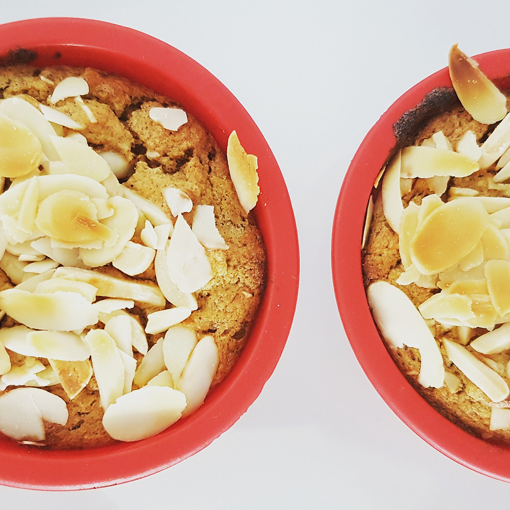 Ernährungsberatung, Ernährungstherapie und Fitnessberatung in Lyss, Fabienne Kobi, Zitronen-Muffins